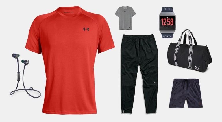 The Best Gym Gear Currently on Sale