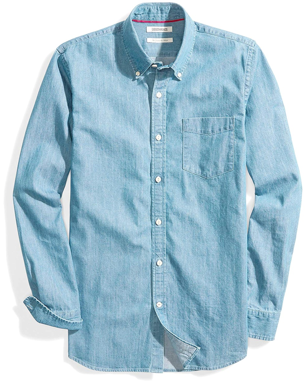 Amazon Goodthreads Men's Denim Shirt