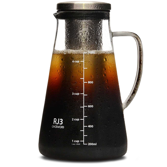 Ovalware Airtight Cold Brewer