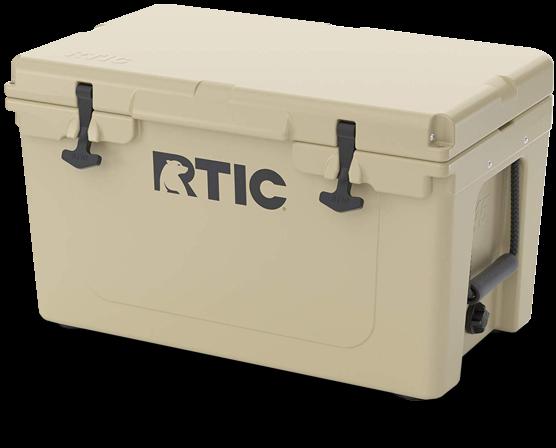RTIC 45 qt Cooler