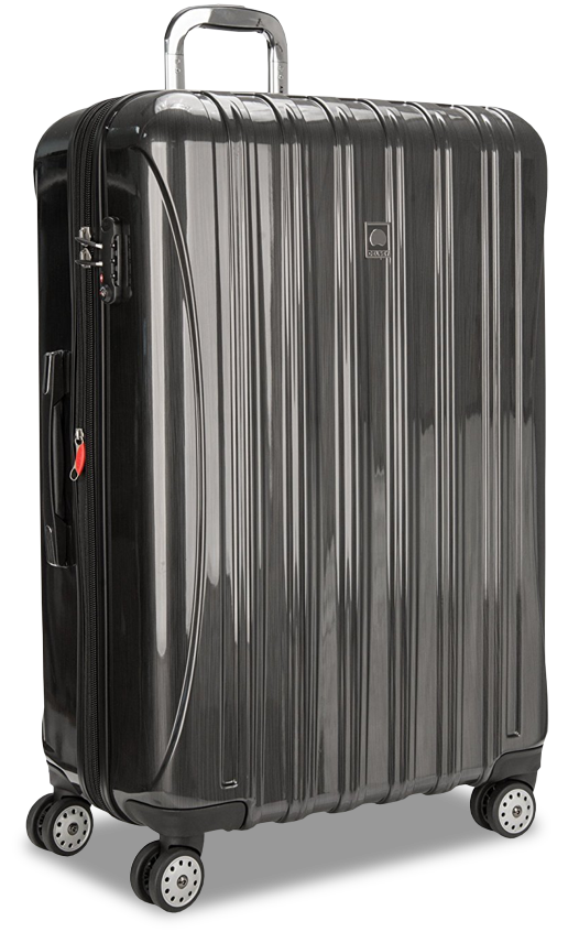 Delsey Aero Expandable Spinner Suitcase