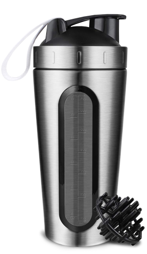Homiguar Shaker Bottle