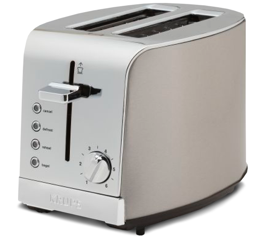 KRUPS 2-Slot Toaster