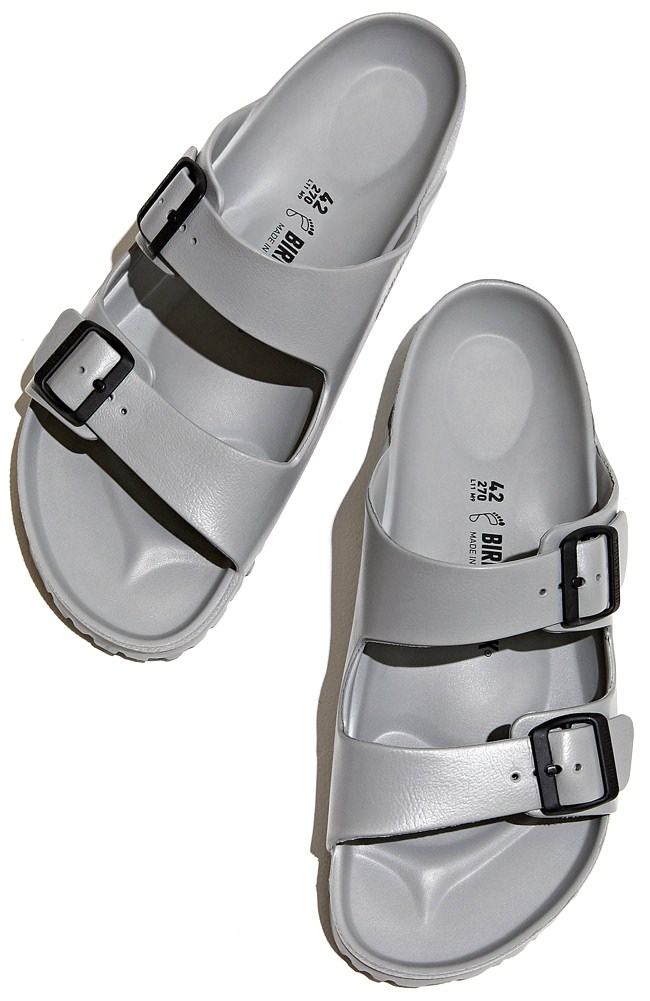 Birkenstock EVA Grey Sandals