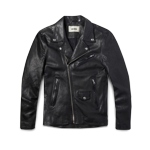 This Cult Label Just Perfected the Leather Jacket
