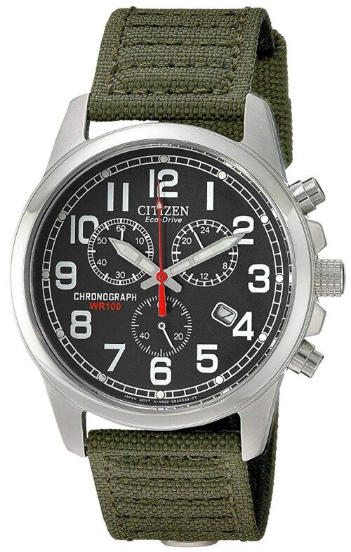 Citizen Eco Drive Chronograph Watch