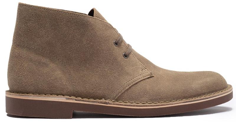 Clarks Bushacre Desert Boots