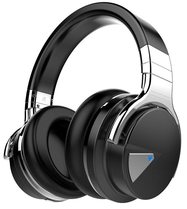 Cowin E7 Wireless Noise-Cancelling Headphones