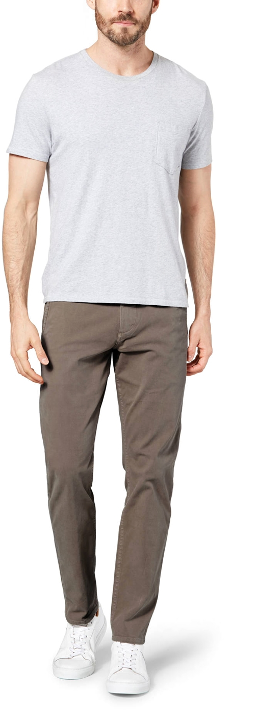 Dockers Washed Alpha Khakis Chino