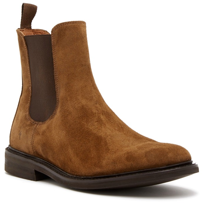 Frye Rubber Grip Sole Chelsea Boots For 65 Off Valet