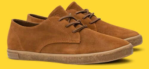 SeaVees Sun Tans Buck Whiskey Suede
