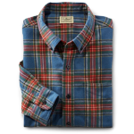 The Ultimate Flannel Shirt Is Now on Sale