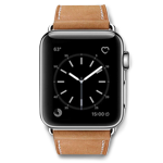 The Best Leather Band for Your Apple Watch Is Only $13