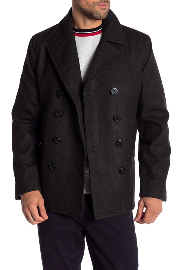 Michael Kors Men's Pea Coat