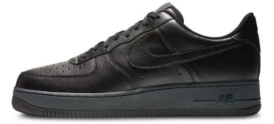 Nike Air Force 1  Flyleather Sneaker