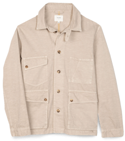 Billy Reid Linen Chore Jacket