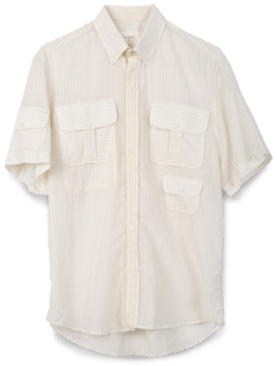 Billy Reid Utility Shirt