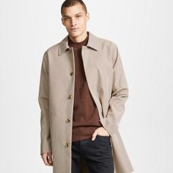 A.P.C. Mac Coat