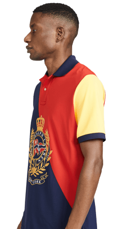 Polo Ralph Lauren Embroidered Polo
