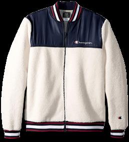 Champion Sherpa Baseball Jacket