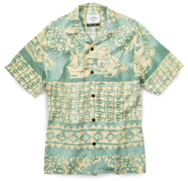 Portuguese Flannel Lagoa Shirt