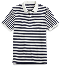 J.Crew Stretch Pique Polo