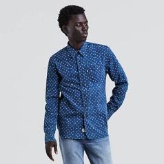 Levi's Selvedge Indigo Shirt