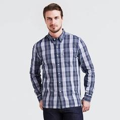 Levi's Sunset Flannel Shirt