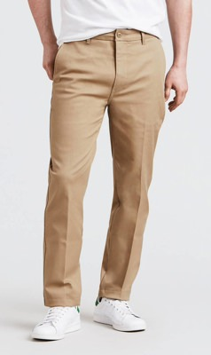 Levi's Tapered Sta-Prest Chinos