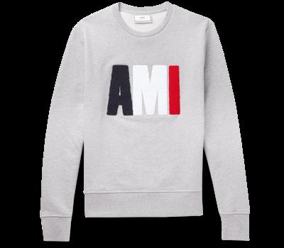 Ami Loopback Sweatshirt