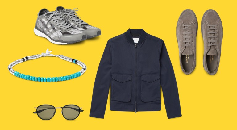 Shopping the MR PORTER Sale Event