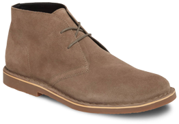 The Rail Chukka Boot