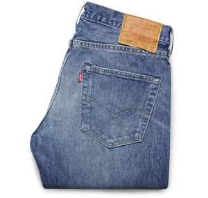 Levi's US-Made 501 Jeans