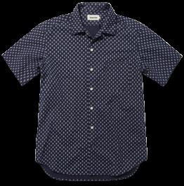 Taylor Stitch Hawthorne Short Sleeve Shirt