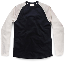 Taylor Stitch Heavy Bag Long Sleeve T-Shirt