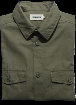 Taylor Stitch Point Shirt