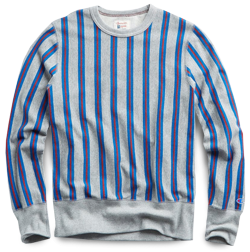 Todd Snyder x Champion Striped Sweatshirt