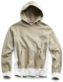 Todd Snyder x Champion Reverse Weave Popover