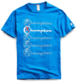 Todd Snyder x Champion Stacked Graphic T-Shirt