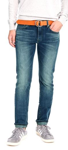 Uniqlo Stretch Selvedge Jeans