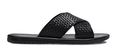 Kenneth Cole Woven Leather Sandals