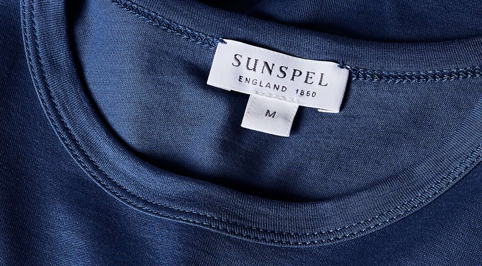 Sunspel's Tees and Polos Are on Sale
