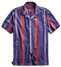 Todd Snyder Camp Collar Shirt