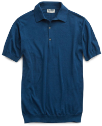 Todd Snyder John Smedly Sea Island Cotton Polo