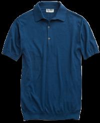 Todd Snyder John Smedly Sea Island Cotton Polo