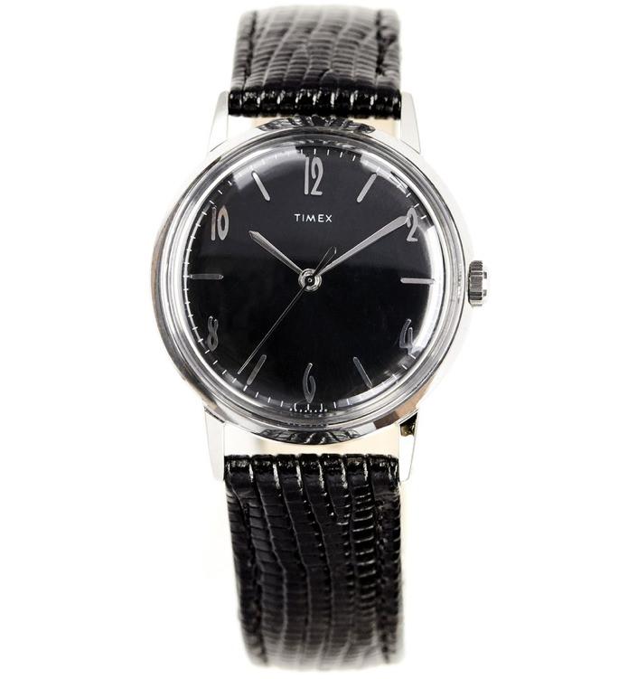Timex + Todd Snyder Marlin Blackout Watch