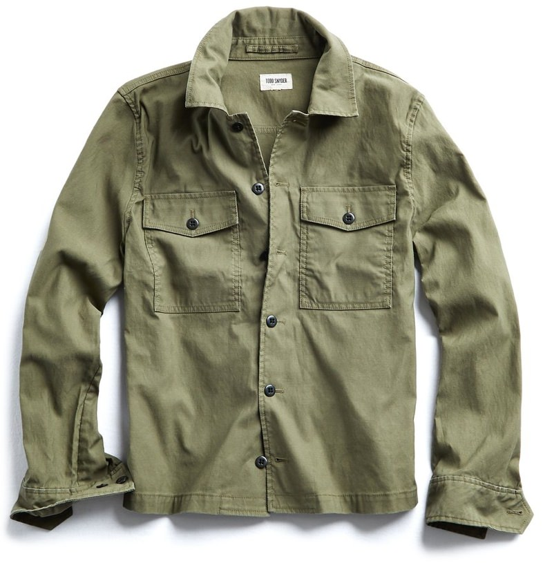 Todd Snyder CPO Overshirt