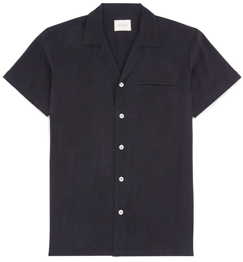 Basic Rights Camp Collar Shirt