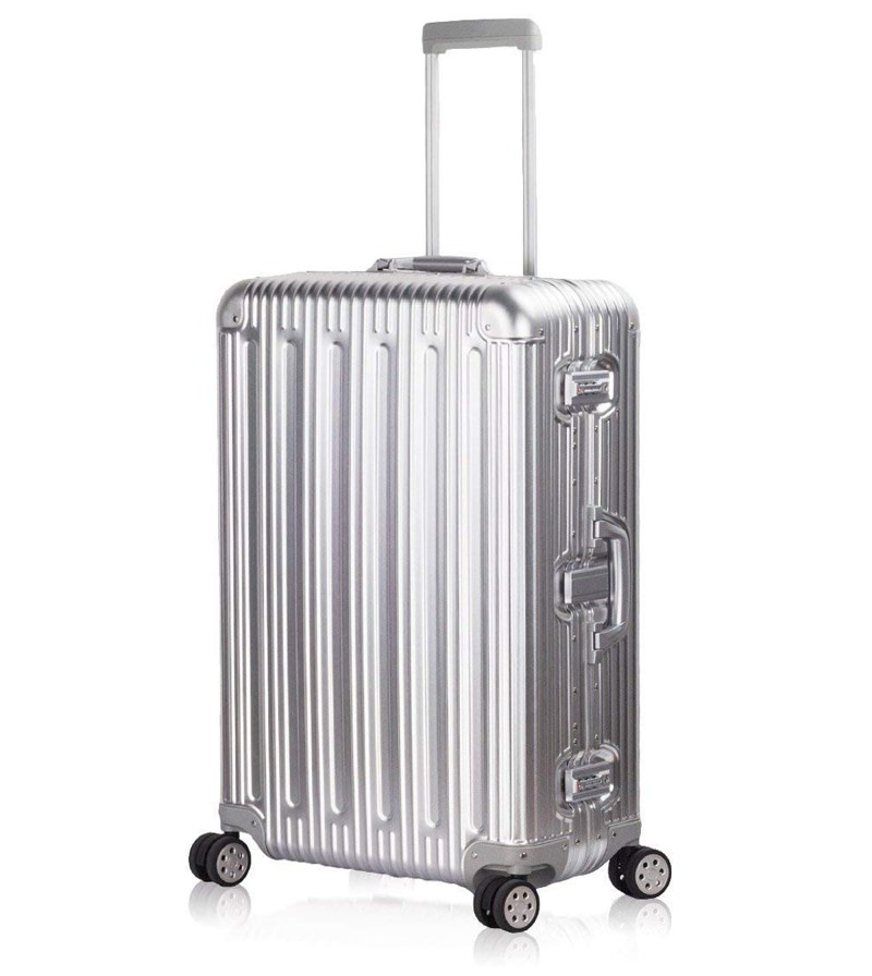 TravelKing Aluminum Carry-On