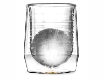 Aged & Ore Duo Cocktail Glasses With Ice Mold